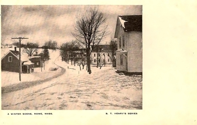 Winter Scene 1905