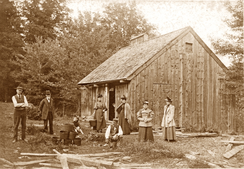 Sugar House on Fort Pelham Farm