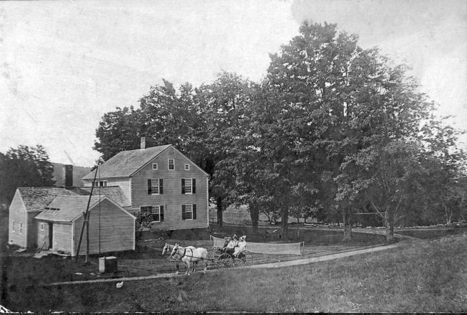 Fort Pelham Farm Late 1800's Front