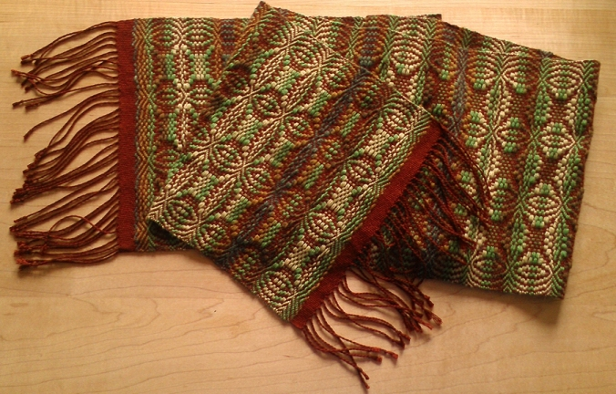 130901 Scarf Finished