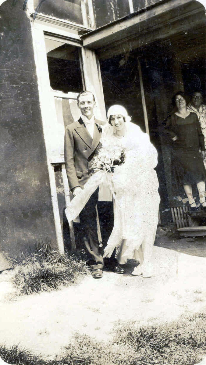 300623 Wedding  Elmer and Lena