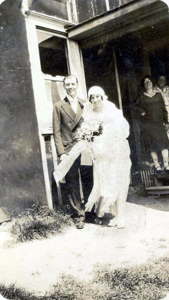 300623 Wedding  Elmer and Lena