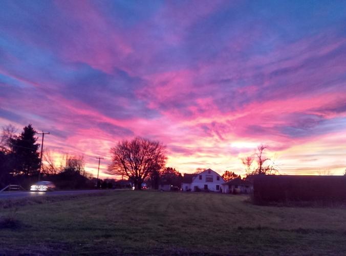 131114 Sunset