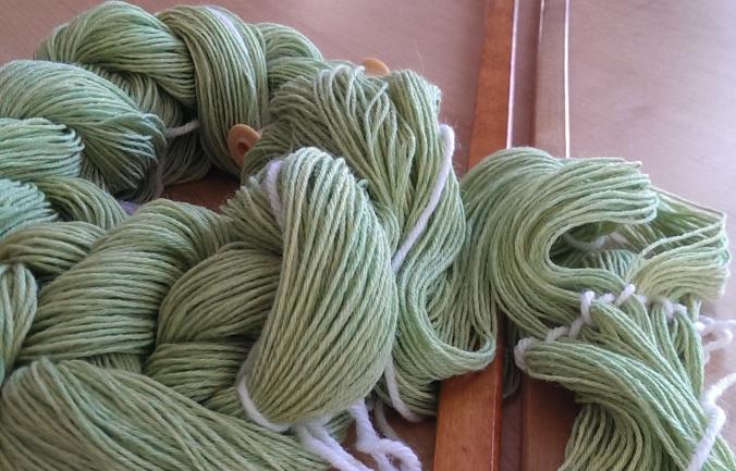 131124 Green Warp (1)