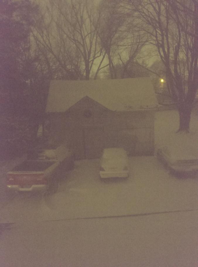 140103 Snow Enfield