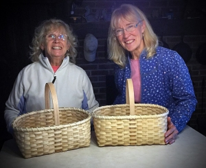 151023 Baskets with Linda and Vicky
